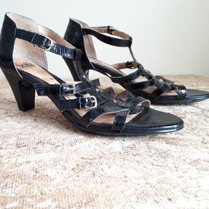 Sofft strappy high heel sandles